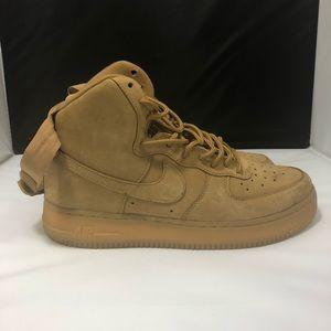 Nike Air Force One Wheat 7Y